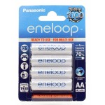 Аккумулятор Panasonic Eneloop AA 1900 mAh Ni-MH (4 шт)