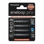 Аккумулятор Panasonic Eneloop Pro AA 2500mAh Ni-MH (4шт)