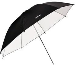 Зонт HYUNDAE PHOTONICS черно/белый 110см
