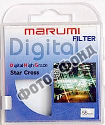 Светофильтр Marumi DHG STAR CROSS 67mm