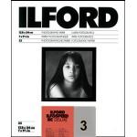 ILFORD ISRC344M 17.8x24cm 25