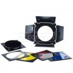 Набор Falcon Eyes DEA-BHC (соты, шторки, фильтры)