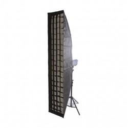 Софтбокс ARSENAL 35 х 160 см с сотами / ARS