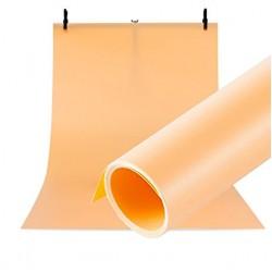 Фон пластиковый (ПВХ) Visico PVC-1020 (100x200 см) - Песочный