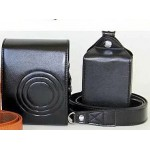 Чехол CAIUL Case for FUJIFILM Instax Mini 90 Neo Classic (Black) с чехлом