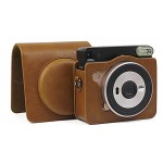 Чехол CAIUL Case for FUJIFILM Instax SQ6 Classic (Brown)
