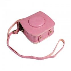 Чехол  Case for FUJIFILM Instax  SQUARE SQ20 SQ10  pink
