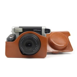 Чехол CAIUL Case for Fujifilm Instax Wide 300 Brown